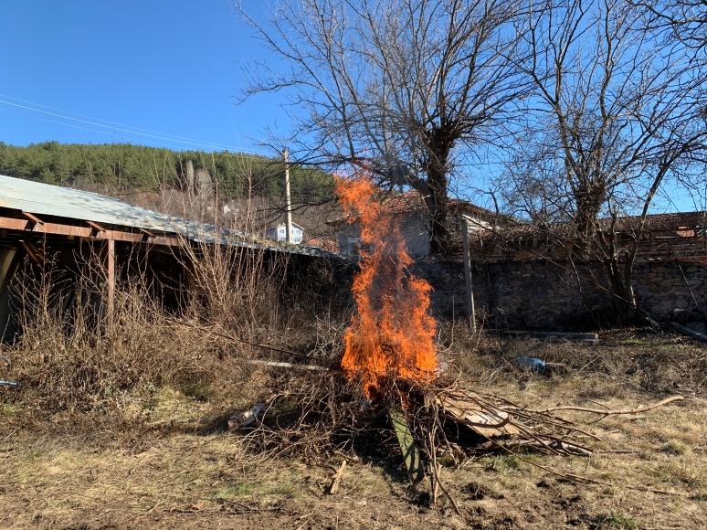 Bonfire BBQ